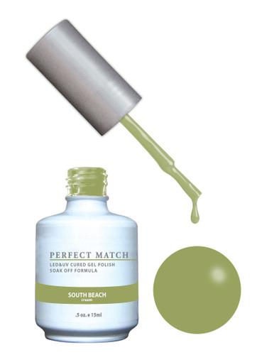PERFECT MATCH Gel Polish + Lacquer - PMS144 South Beach