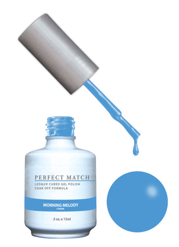 PERFECT MATCH Gel Polish + Lacquer - PMS146 Morning Melody
