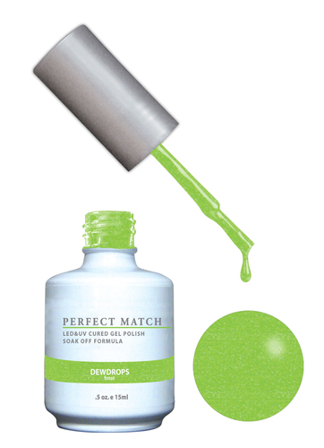 PERFECT MATCH Gel Polish + Lacquer - PMS149 Dewdrops