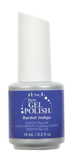 IBD Just Gel Polish - #56980 Bardot Indigo .5 oz