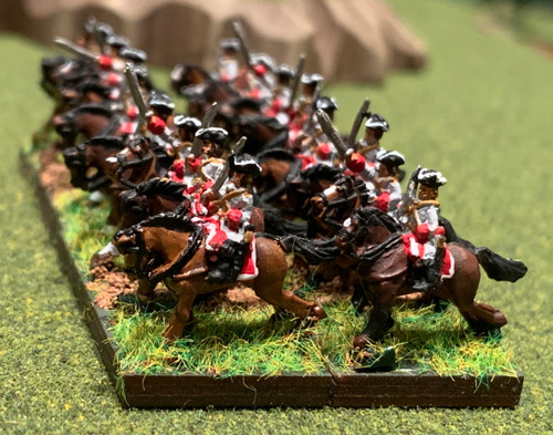 10mm WSS Cavalry, multipose