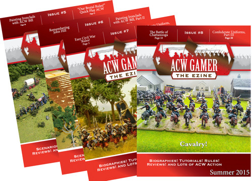 ACW Gamer: The Ezine - Four Issue Subscription