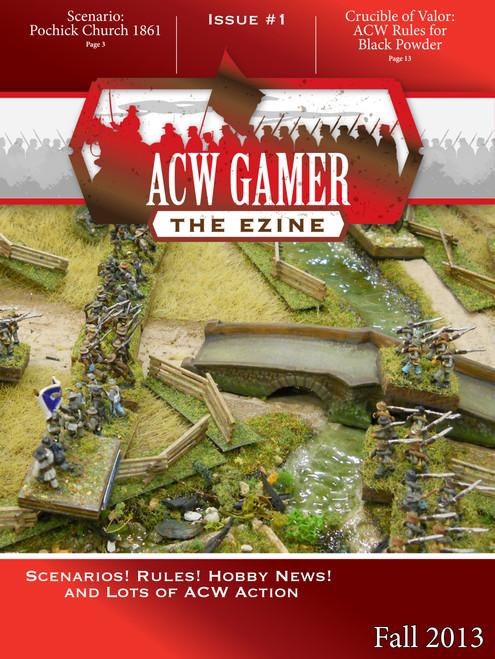 ACW Gamer: The Ezine,  Issue 1