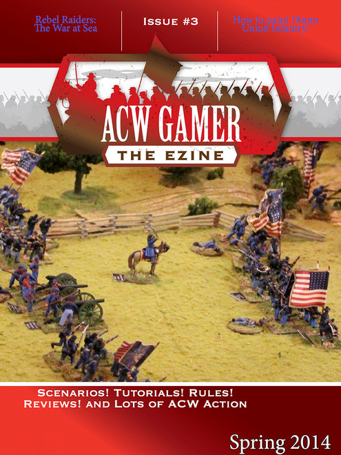 ACW Gamer - Issue 3 Cover