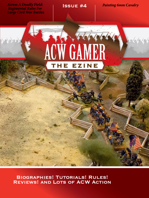 ACW Gamer: The Ezine - Issue 4