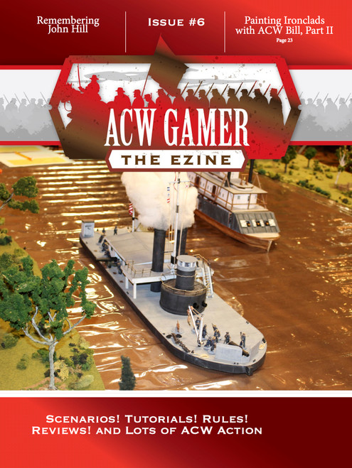 ACW Gamer: The Ezine - Issue 6