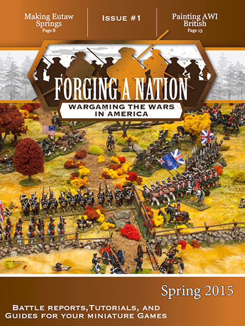 Forging A Nation: The Ezine - Issue 1