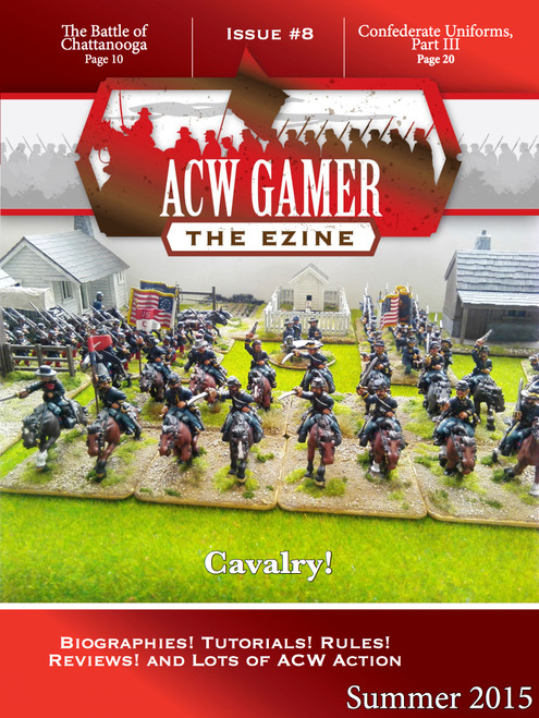 ACW Gamer: The Ezine - Issue 8