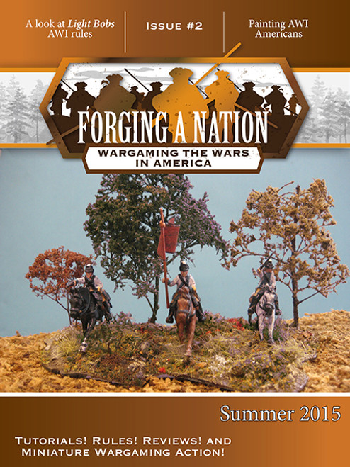 Forging A Nation: The Ezine -  Issue 2
