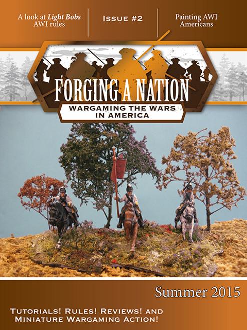Forging A Nation: The Ezine -  Issue 2