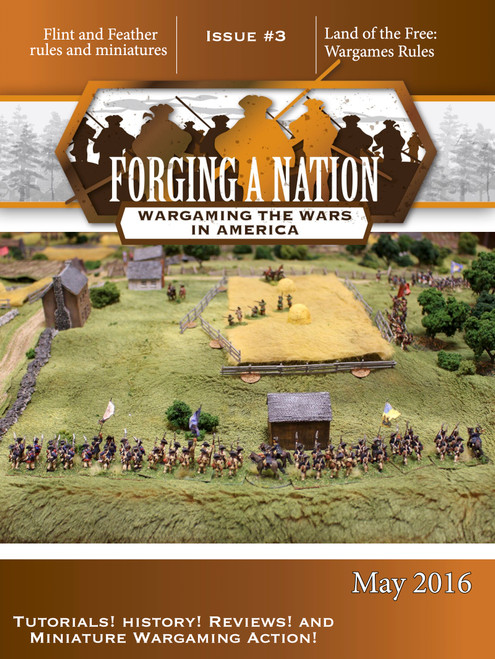 Forging A Nation - Issue 3