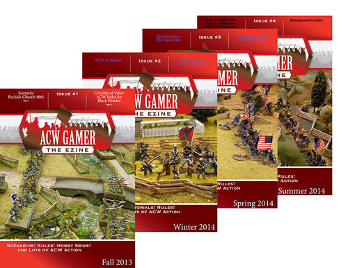 ACW Gamer: The Ezine, Collection 1