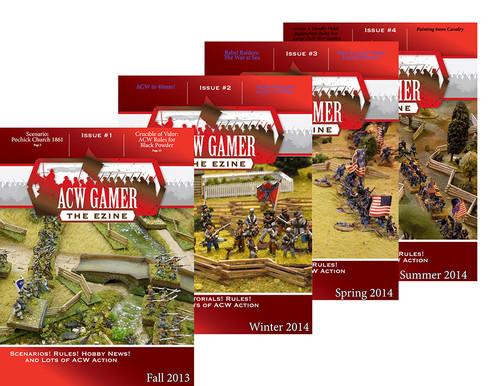 ACW Gamer: The Ezine, Collection 1