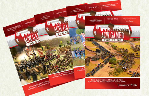 ACW Gamer: The Ezine, Collection 3