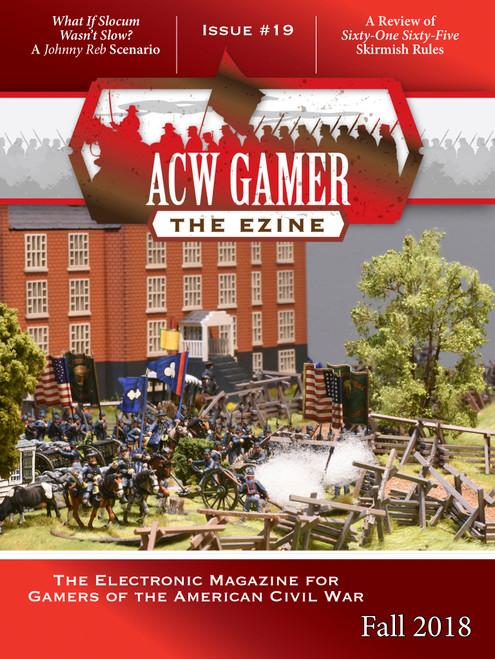 ACW Gamer: The Ezine - Issue 19