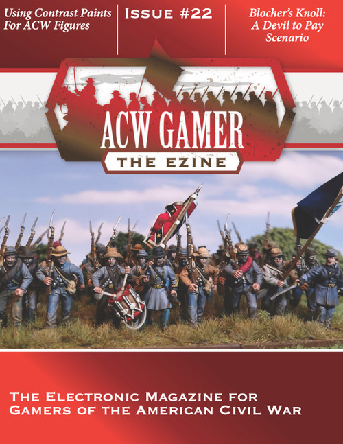 ACW Gamer: The Ezine - Issue 22