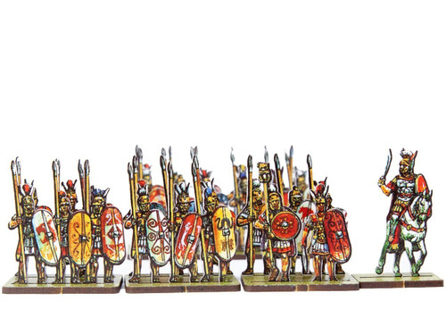 28mm Roman Allies Triarii