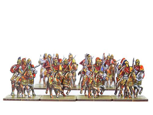 18mm Libby-Phoenician Heavy Cavalry