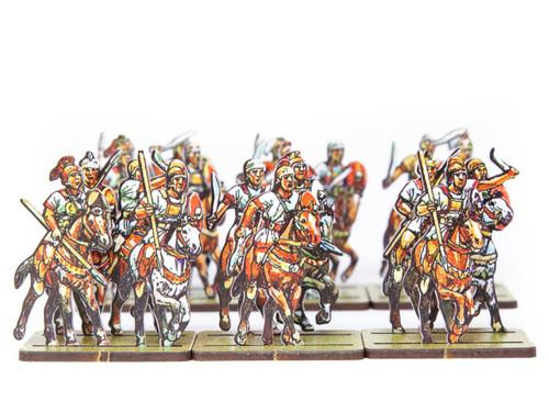 18mm Iberian Mercenary Cavalry