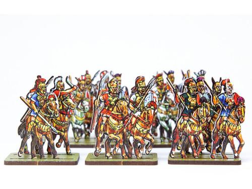 18mm Italian (Oscan) Mercenary Cavalry