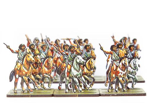 18mm Numidian Light Cavalry