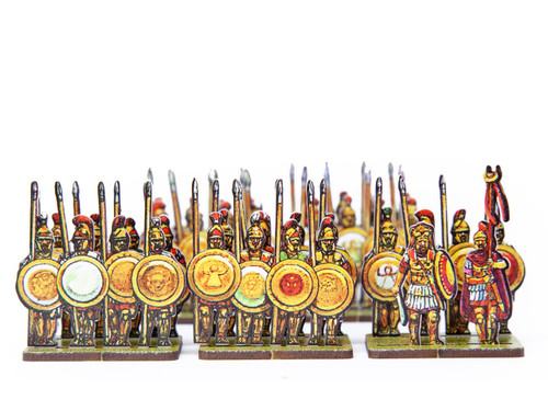 18mm Libby-Phoenician Heavy Infantry