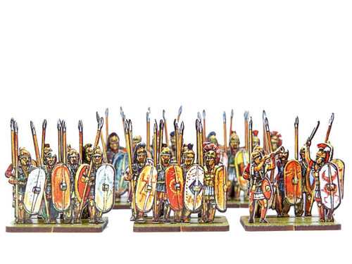 28mm Hannibal's Veteran Heavy Infantry