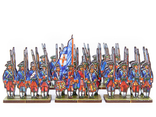 18mm British Government Militia