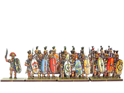 28mm Roman Principes 2