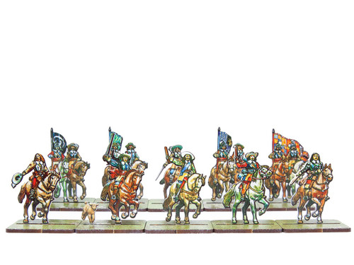 18mm Army Commanders