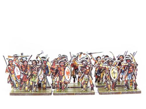 28mm Comanche Warriors