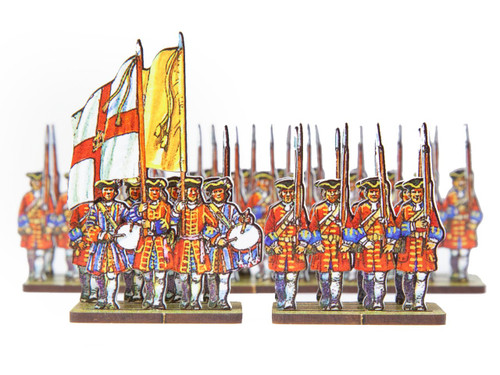 18mm British Guard and Royal infantry