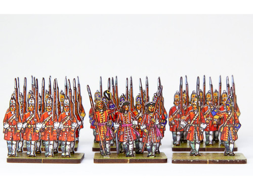 18mm British Grenadiers