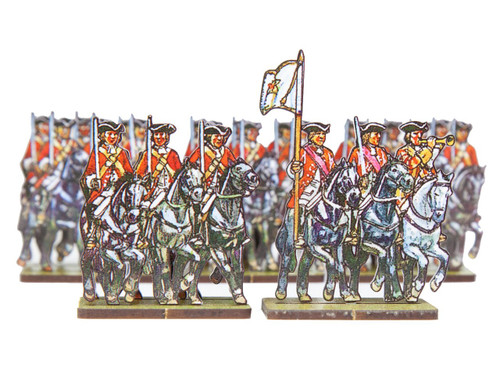 18mm British Horse, Cadogan's regiment