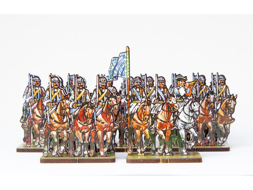 18mm Bavarian Cuirassiers