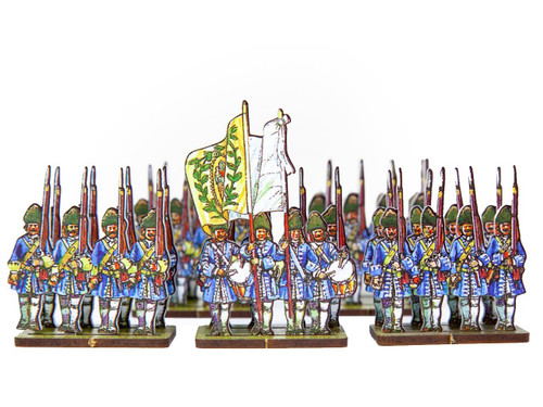 18mm Bavarian Grenadiers