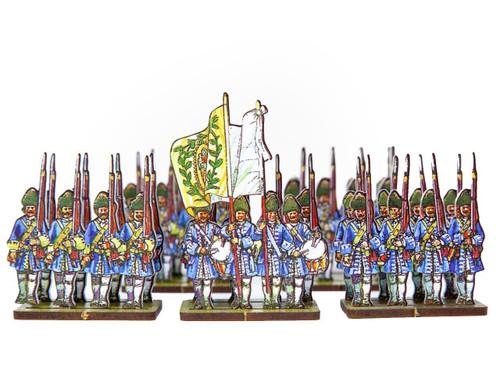 28mm Bavarian Grenadiers