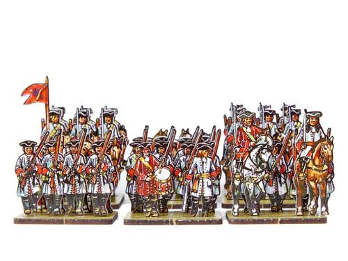 28mm Dutch/Prussian Dragoons