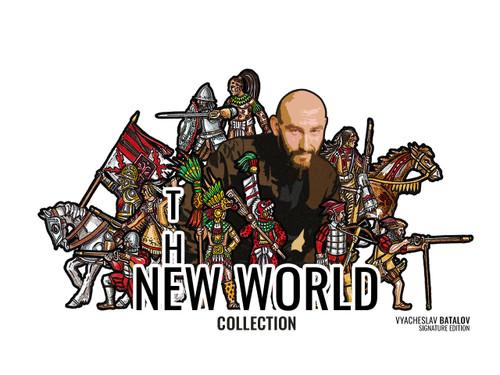 28mm New World Full Pack