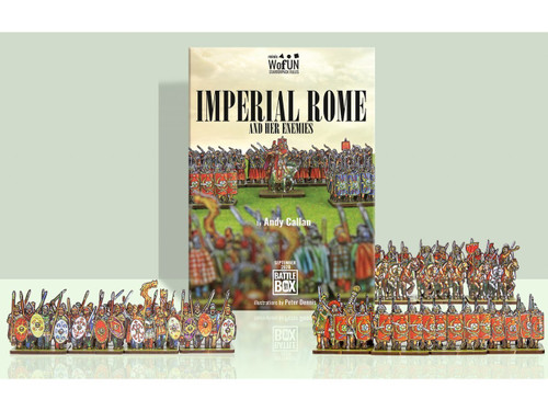 18mm Imperial Rome versus Dacians Starter Pack
