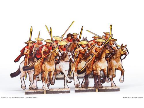 28mm Thessalian Cavalry