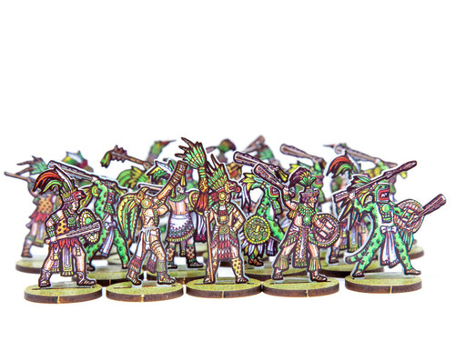 28mm Maya Elite Warriors
