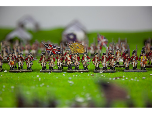 18mm American War of Independence Collection