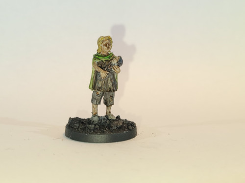 28mm Post-Apoc, Non-Combatants, Pack 2 (females and children)