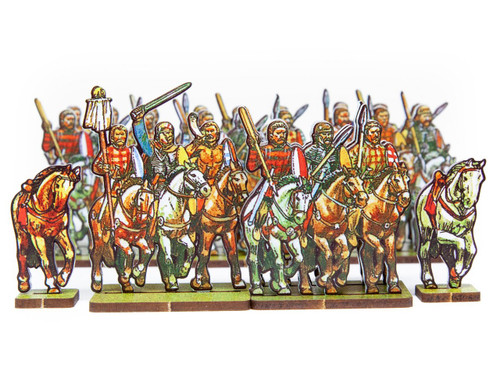 18mm British Medium Cavalry