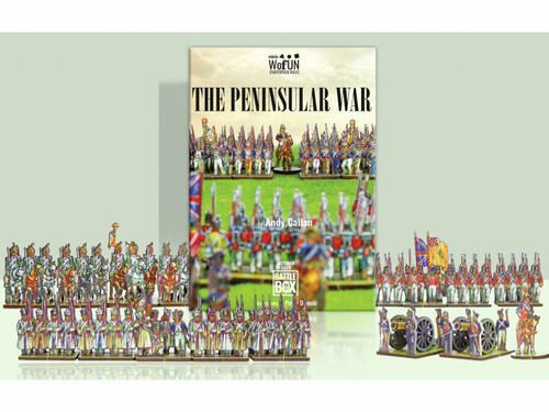 28mm Peninsular War Full Pack