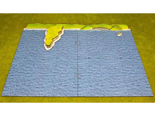 The Spanish Armada Game Board