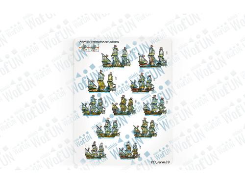 Armed Merchant Ships