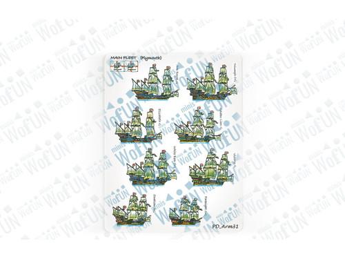 English Main Fleet 1