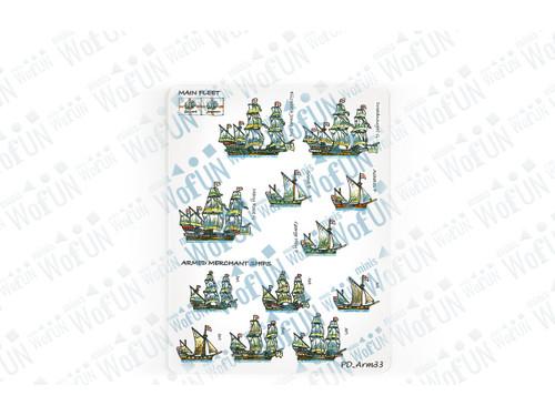 English Main Fleet 2